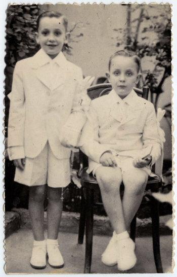 Giáo hoàng Francis thời trai trẻ